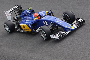 Formula 1 Breaking news Sauber wants upgraded Ferrari engine before end of season