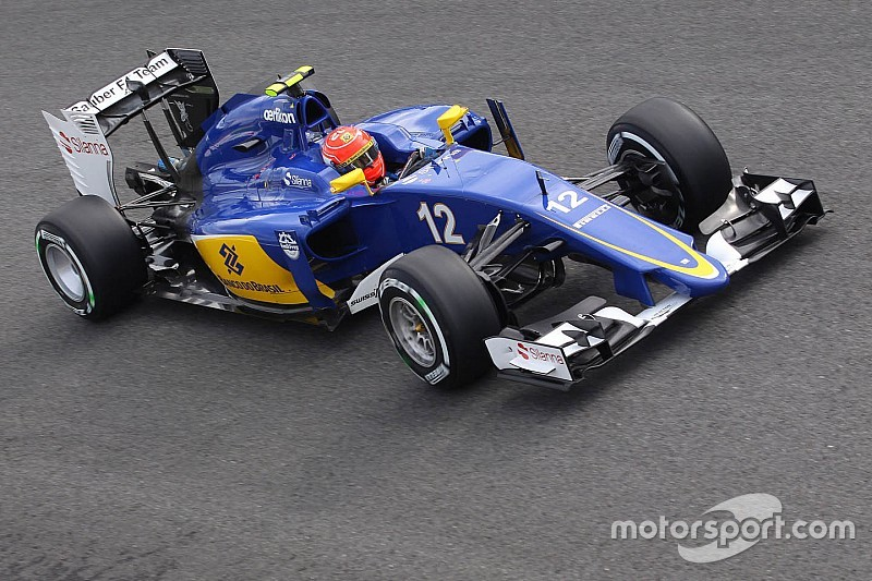 Sauber wants upgraded Ferrari engine before end of season