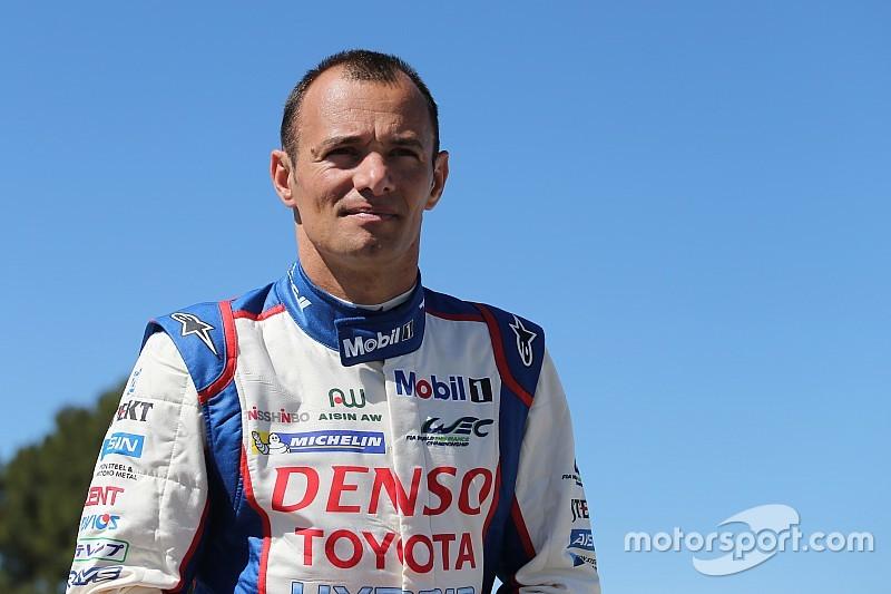 Sarrazin to make WRC return in Corsica