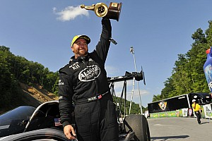 NHRA Breaking news Langdon picked up by Don Schumacher Racing