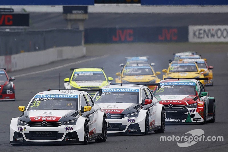 Rivals on the rise as WTCC heads to Shanghai