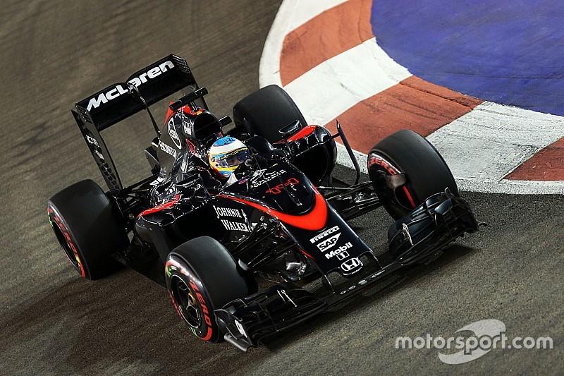 McLaren admits to financial worries for 2016