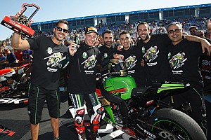 World Superbike Race report Jerez WSBK: Rea seals championship as Sykes takes win
