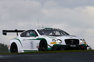 Bentley secures second in the 2015 Blancpain Endurance Series