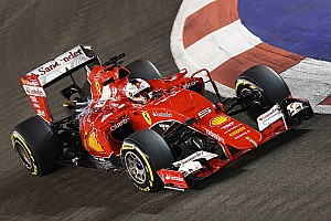 Formula 1 Analysis Tech analysis: The Ferrari tweak that helped Vettel dominate