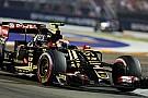 Lotus considera que Maldonado merece más oportunidades