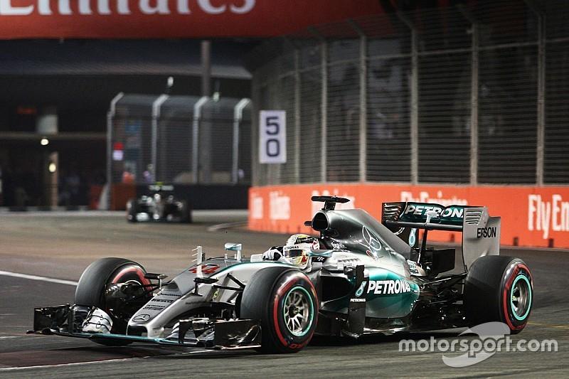 Alonso cree que el traspié de Mercedes quedará como un