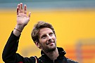 "Grosjean ""more and more happy"" with next F1 move"