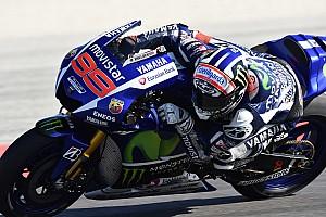 MotoGP Practice report Aragon MotoGP: Lorenzo heads Marquez in opening practice