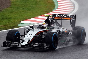 Force India prepared for wet weather, says Perez
