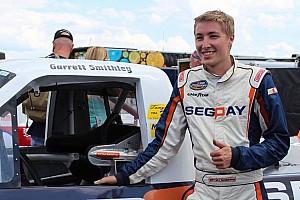 NASCAR XFINITY Breaking news Garrett Smithley to make Xfinity debut in season finale