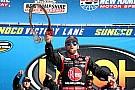 NASCAR Truck Austin Dillon ganó la carrera de camionetas en New Hampshire