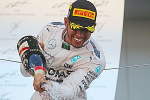 Formula 1 Race report Suzuka 1-2 as the Silver Arrows strike back