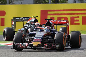 Formula 1 Race report For the second time in a row Toro Rosso finishes with both cars in the points
