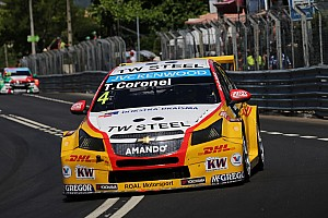 WTCC Race report Sheer bad luck sidelines Tom Coronel in first race of WTCC China - video