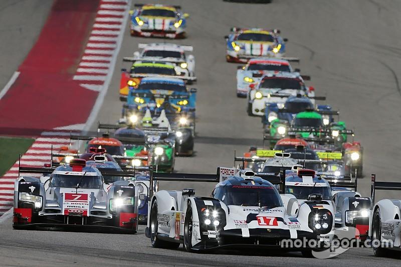 La FIA limita los LMP1 a 1,000 hp
