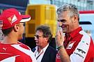 Arrivabene elogia progresso da Ferrari em 2015