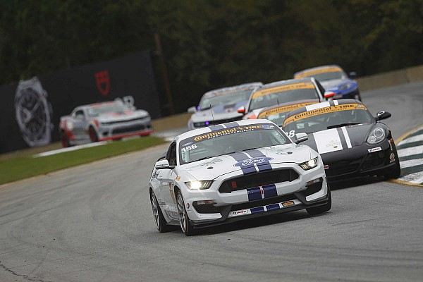 Weather  already a major factor this weekend at Road Atlanta