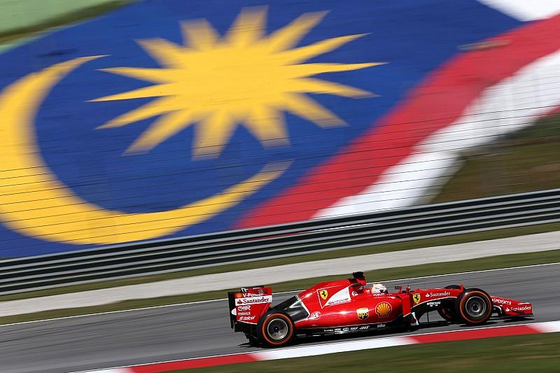 雪邦支持F1马来西亚大奖赛日期延后