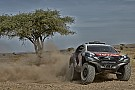 Cross-Country Rally Loeb's Dakar preparation hindered by mechanical failure
