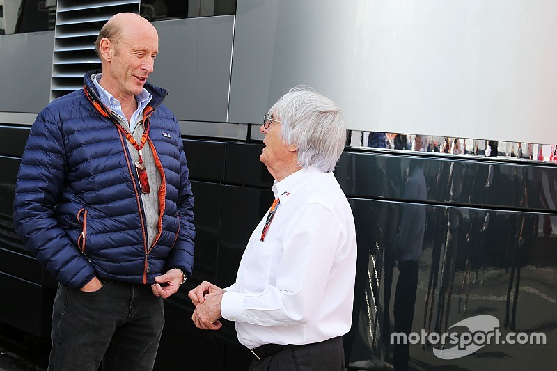 CVC does not want to sell F1 stake - Ecclestone