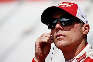 Harvick fastest in opening Charlotte practice