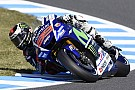 Lorenzo surprised by practice pace as Rossi languishes