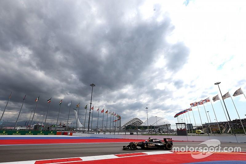 Romain Grosjean, en general, contento con su calificación