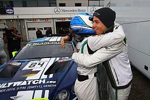 Blancpain Sprint Raceverslag Buhk en Abril kampioen Blancpain Sprint, ook Frijns in de prijzen