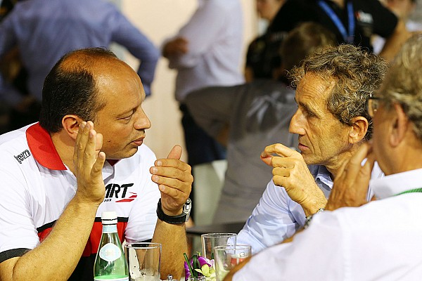 Формула 1 Новость Панис: Вассер – идеальный кандидат для Renault