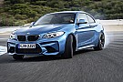 Automotive The all-new 2016 BMW M2