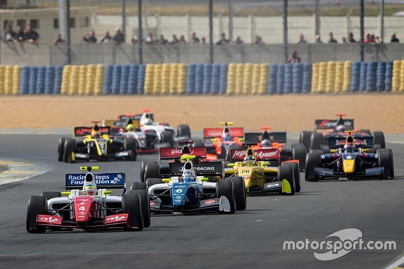 Listo el calendario 2016 de la Fórmula 3.5