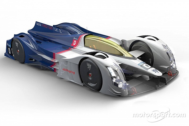 Electric le mans racer eyes garage 56 entry for Garage automobile le mans