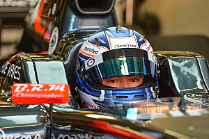 Formula 3.5 Breaking news De Vries: Third place was