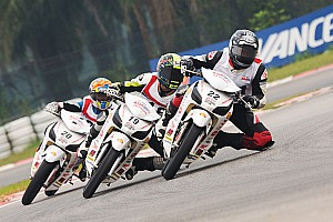Other bike Breaking news One Indian among 13 chosen for 2016 Asia Talent Cup