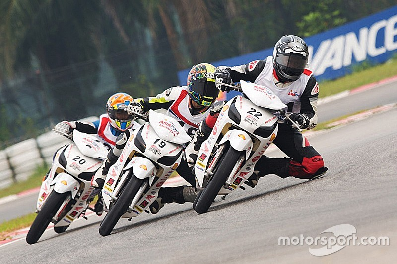 One Indian among 13 chosen for 2016 Asia Talent Cup