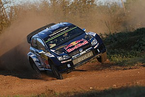 WRC Leg report Spain WRC, Day 1: Ogier leads, Tanak stars