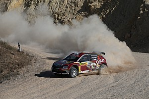 WRC Breaking news Al-Attiyah secures second WRC 2 title by 0.1s
