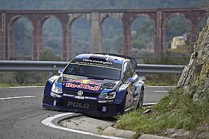 WRC Breaking news Ogier rues