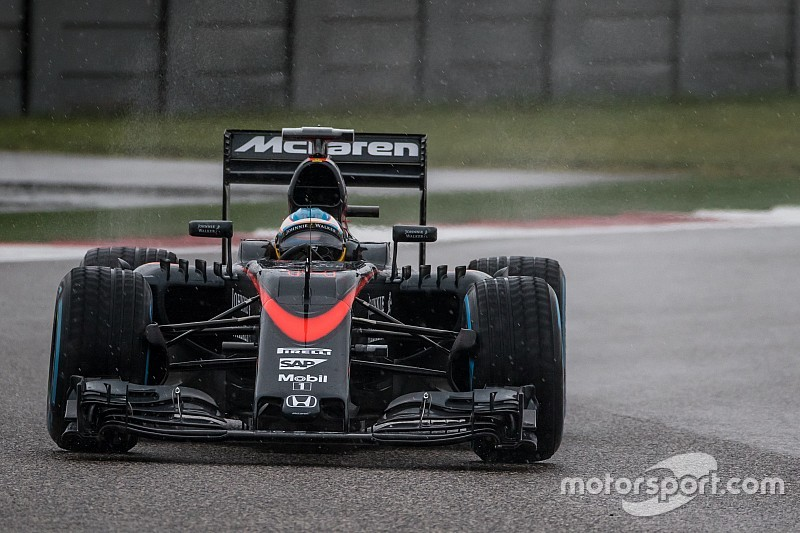 Alonso neemt tiende Honda-motor in gebruik