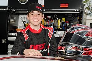 NASCAR Breaking news Harrison Burton to take part in NASCAR K&N Pro West finale
