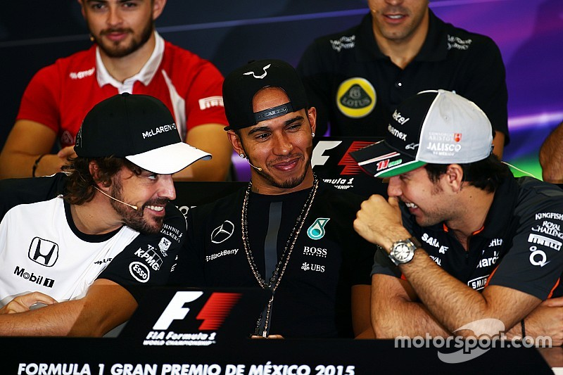Mexican GP: Thursday's press conference