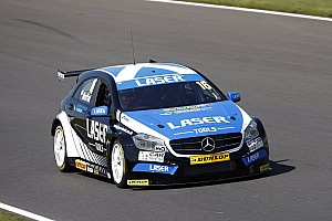 BTCC Breaking news Moffat confirms BTCC return with Mercedes