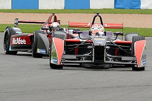 Formula E Preview DS Virgin Racing looking to repeat Malaysia magic