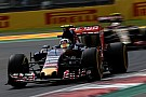 Toro Rosso knokt voor P6: 'Moesten de auto's afremmen'