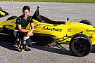 USF2000 Pelfrey driver Megennis graduates to USF2000 for 2016