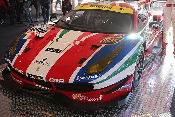 Ferrari Breaking news Ferrari unveils new 488 GTE, GT3 models at Mugello