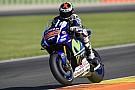 MotoGP西班牙瓦伦西亚站排位赛:洛伦佐杆位 罗西摔车