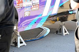 NASCAR Sprint Cup Breaking news NASCAR confiscates Joe Gibbs Racing splitters