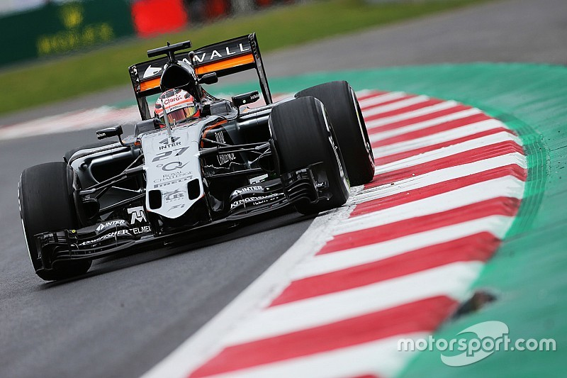 Standard engine about control of F1, says Force India